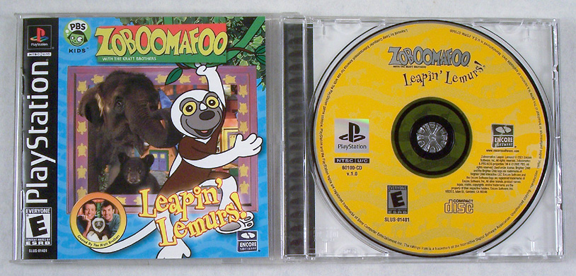 Zoboomafoo Game ZOBOOMAFOO LEAP...